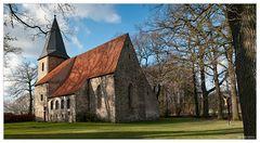 Alte St. Alexanderkirche in Wallenhorst