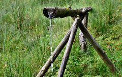 ~~~ Alte Technik --- Wasserleitung... ~~~