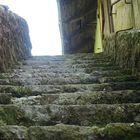 Alte Treppenstufen