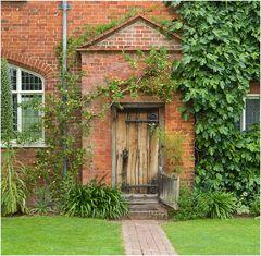 Alte Tür...