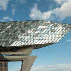 alte und moderne Architektur vereint
