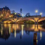 Alte Universität und Weidenhäuser-Brücke