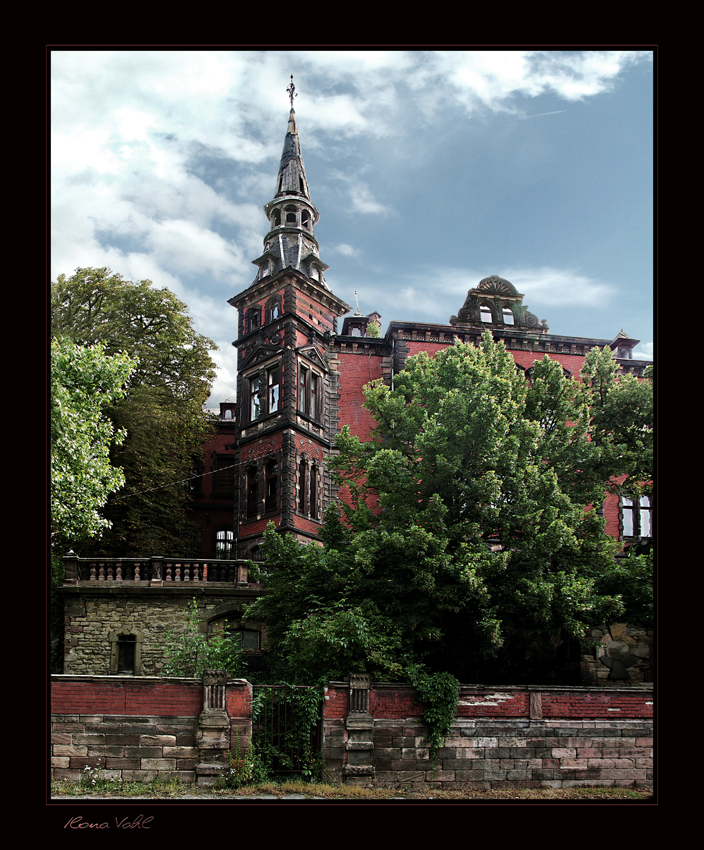 Alte Villa 1