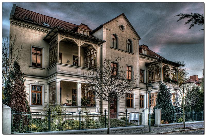 Alte Villa Zu Verkaufen