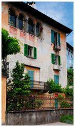 Alte Villa am Lago Maggiore