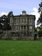Alte Villa an der Mosel