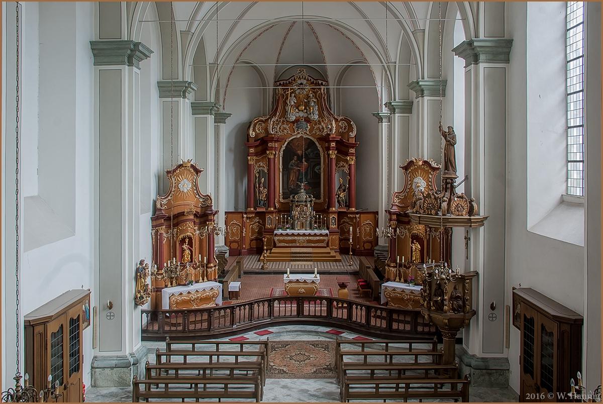 Alte Wallfahrtskirche Werl