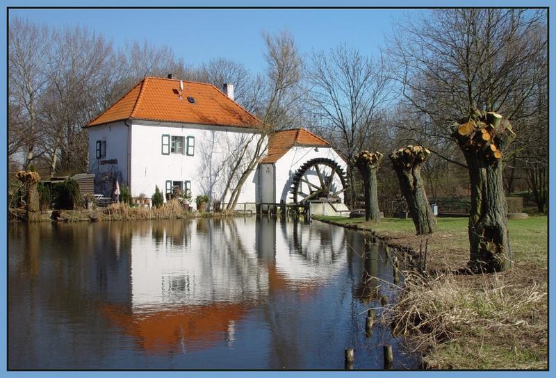 Alte Wassermühle