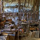 alte Werkstatt..