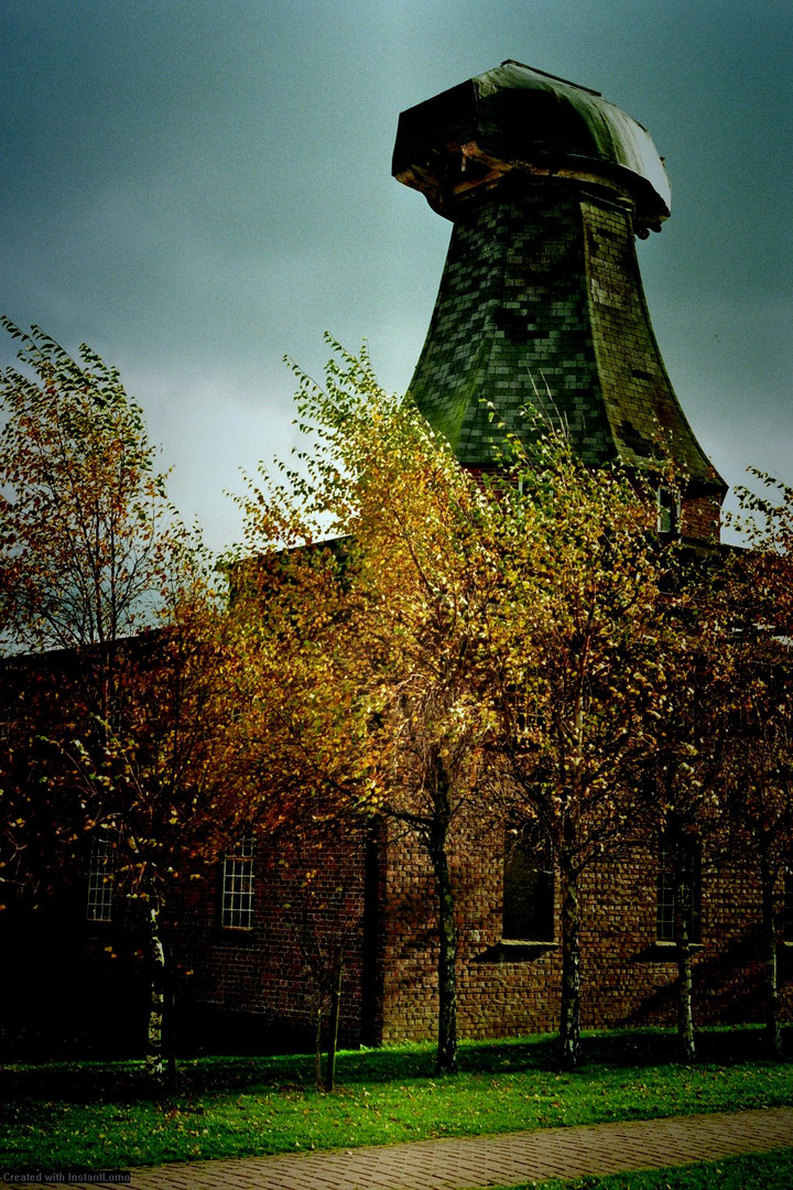 Alte Windmühle,Nordsee