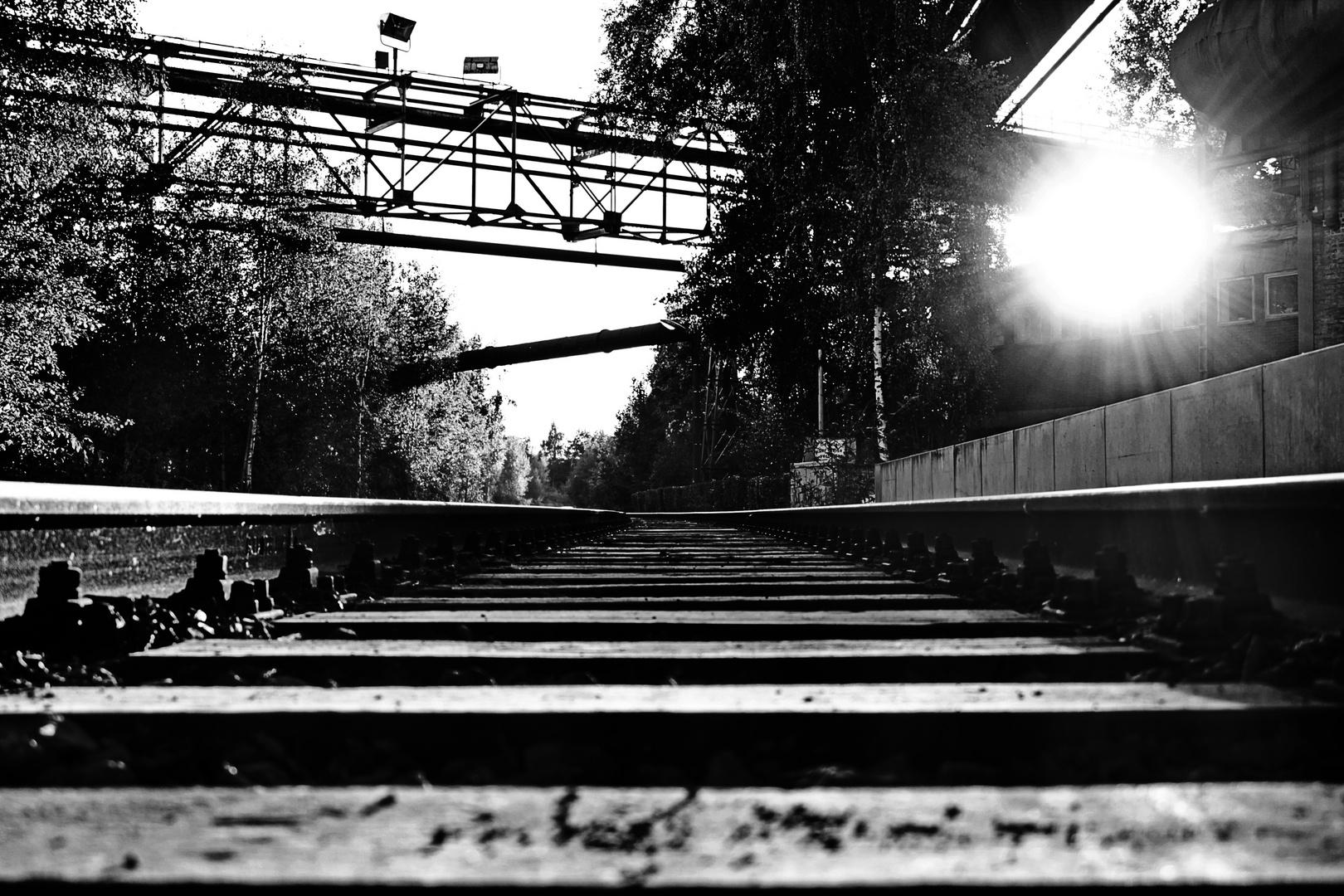 Alte Zugführung