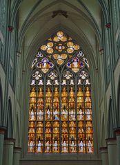 Altenberger Dom - Westfenster -