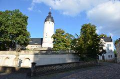 Altenburg / Thür., der Hausmannsturm auf dem Schloss