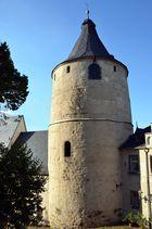 """Altenburg / Thür., die """"Flasche"""" auf dem Schloss"""