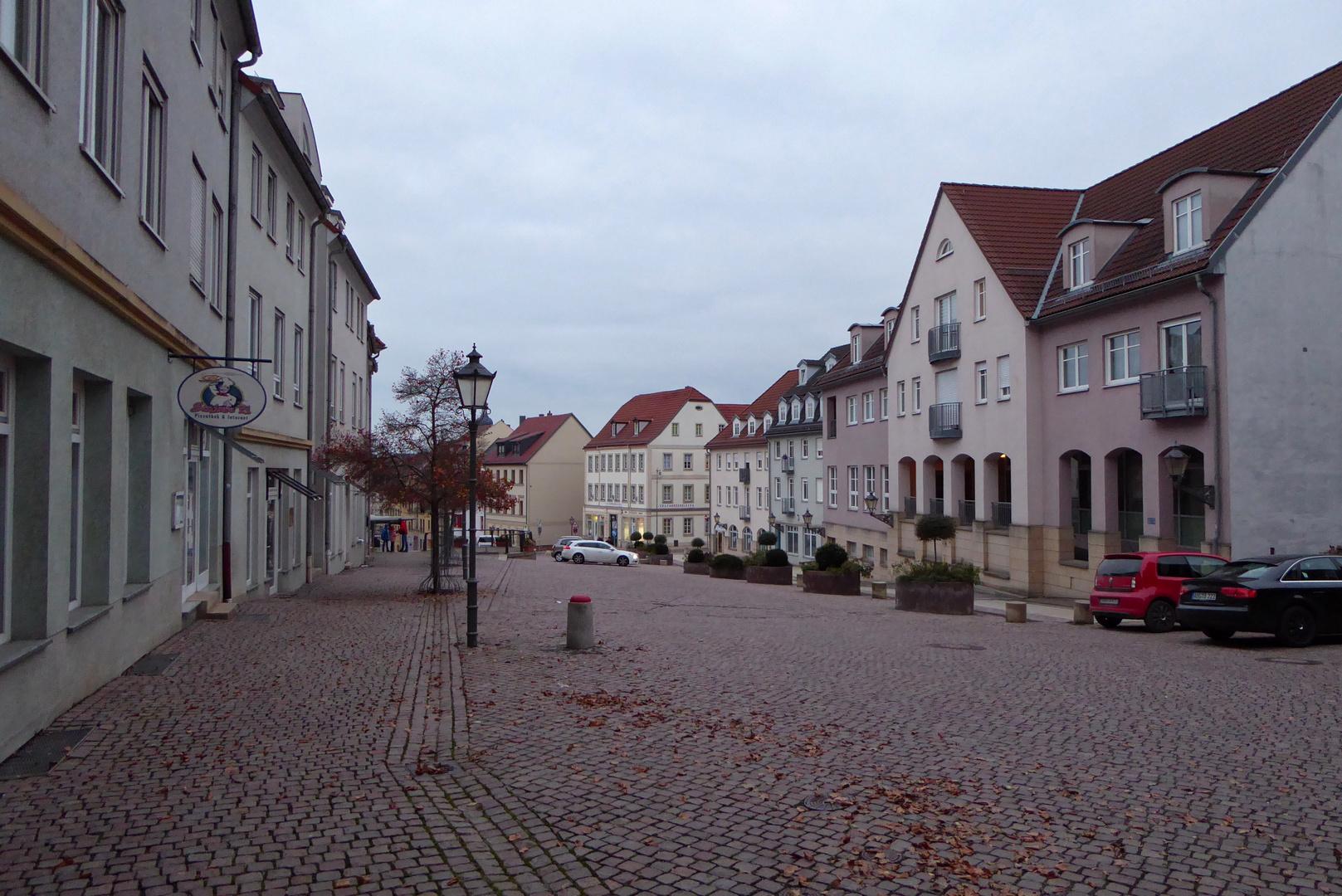 Altenburger Altstadt-Impressionen Dezember 2017 #12