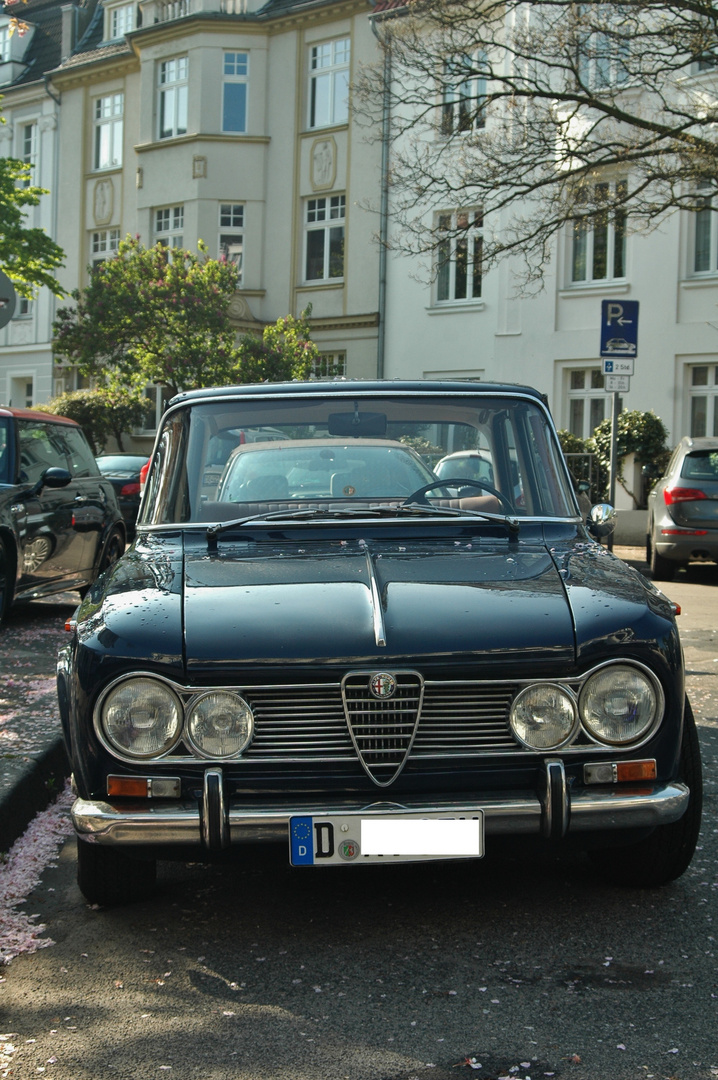 Alter Alfa Romeo