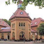 Alter Bahnhof in Düsseldorf-Oberkassel