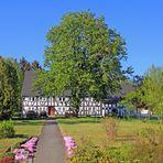 Alter Bauernhof in Hilchenbach-Dahlbruch (Siegerland)