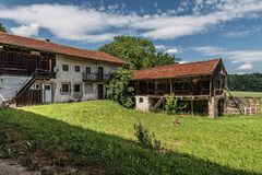 alter Bauernhof / Wohnhaus