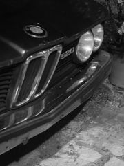 alter BMW in Limone