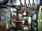 Alter Dieselmotor