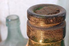 alter Flaschenhals