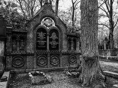 Alter Friedhof....