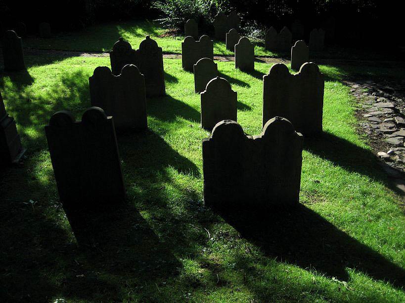 Alter Friedhof Bochum-Ümmingen