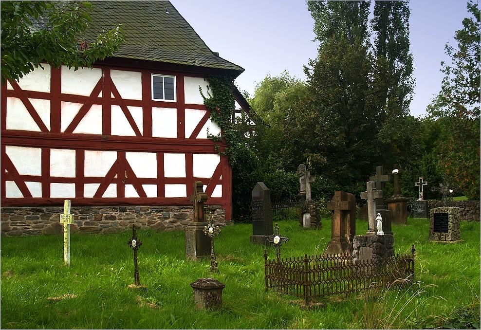 Alter Friedhof...