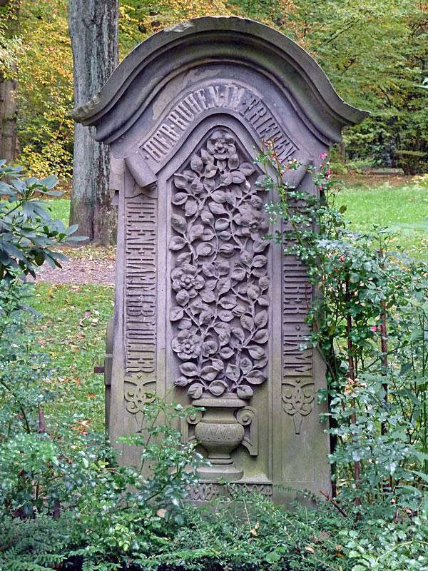 alter Friedhof DO-Körne