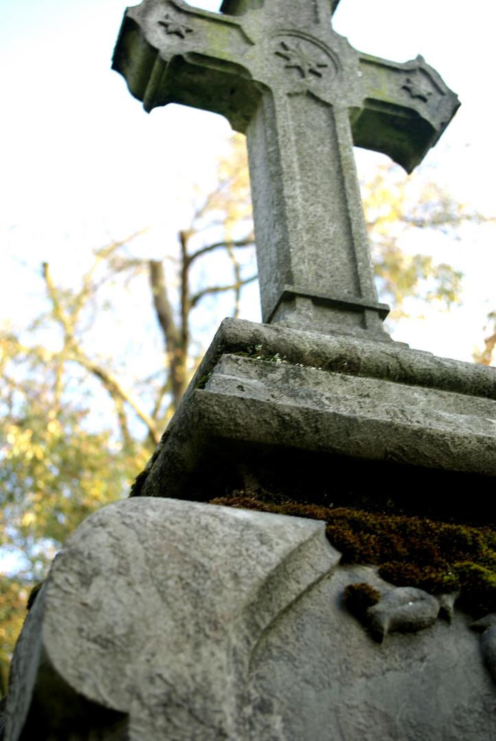Alter Friedhof - Gießen