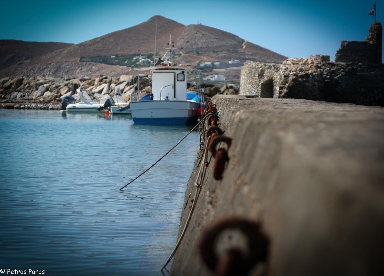 Alter Hafen Naoussa