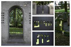 Alter jüdischer Friedhof in Frankfurt