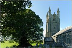 Alter Kirche auf dem Lande 2 ...