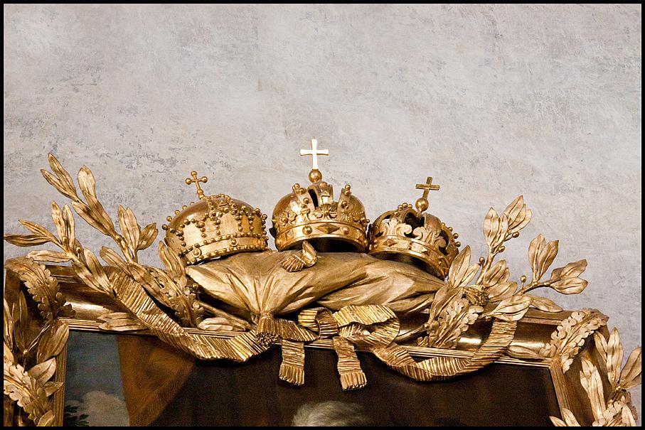 Alter Königpalast Prager Burg
