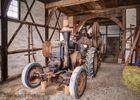 Alter Lanz Traktor
