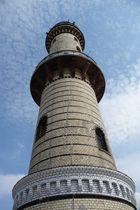Alter Leuchtturm in Warnemünde