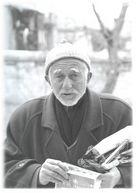 Alter Mann in Istanbul