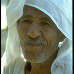 Alter Mann in Luxor