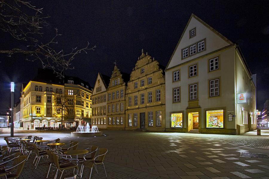 alter markt in bielefeld foto bild deutschland europe nordrhein westfalen bilder auf. Black Bedroom Furniture Sets. Home Design Ideas