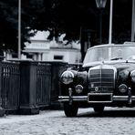 Alter Mercedes Benz