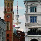 Alter Postturm und Fernsehturm (Telemichel)