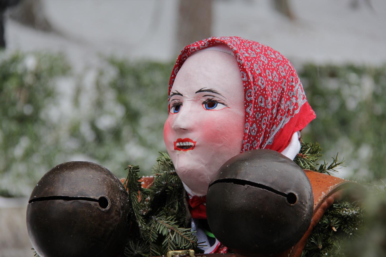 Alter Silvester im Appenzellerland am 13.Januar