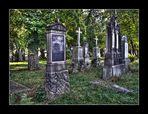 Alter Südfriedhof in München
