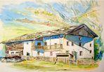 Alter Tiroler Bauernhof