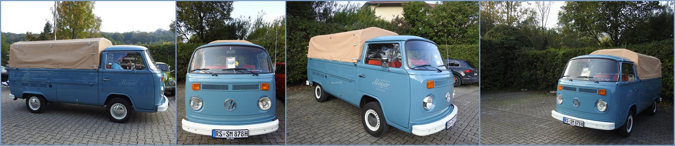 alter vw bulli foto bild oldtimer auto deutschland. Black Bedroom Furniture Sets. Home Design Ideas