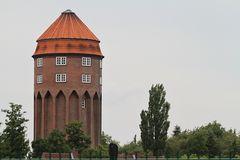 alter Wasserturm in Brunsbüttel