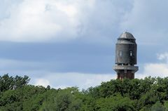 alter Wasserturm in Plön