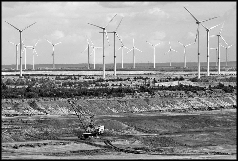 Alternative Energiegewinnung