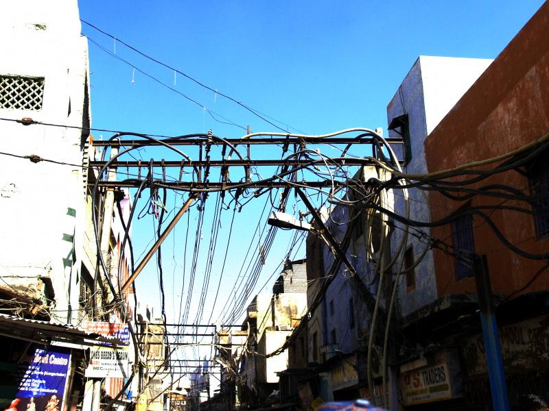 alternative Stromversorgung